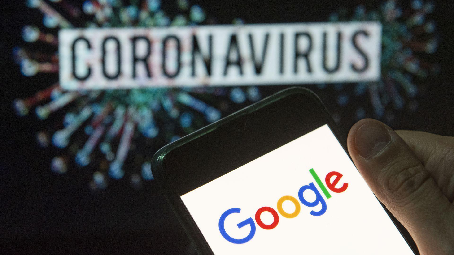 Google ar fi eliminat peste 99 de milioane de reclame false despre COVID-19 în 2020