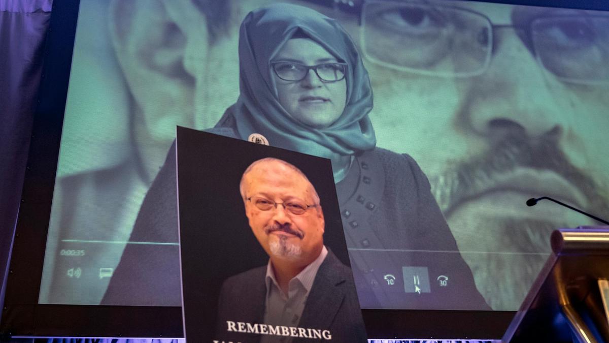 Logodnica jurnalistului Jamal Khashoggi cere pedepsirea prințului saudit, Biden nici nu vrea să audă
