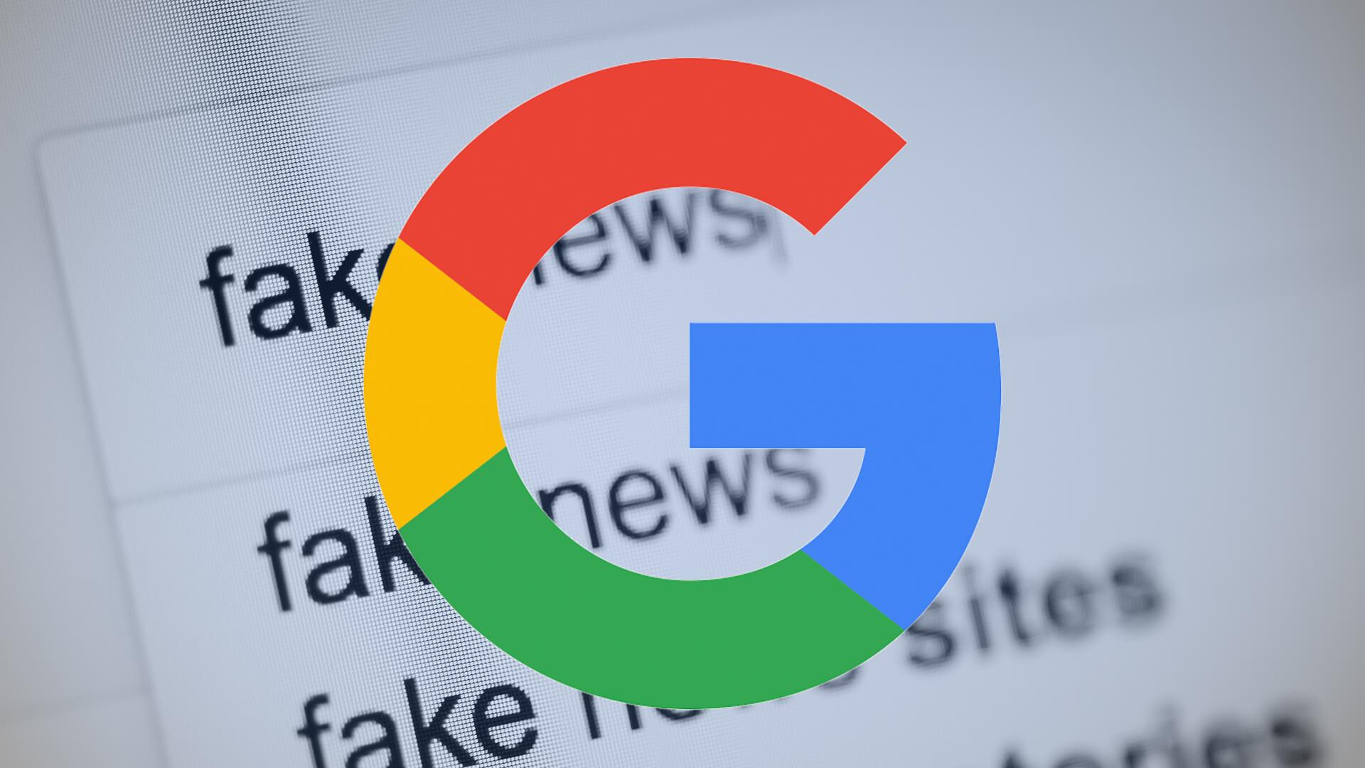 Google va contribui cu 25 de milioane de dolari la noul fond al UE pentru combaterea fake news
