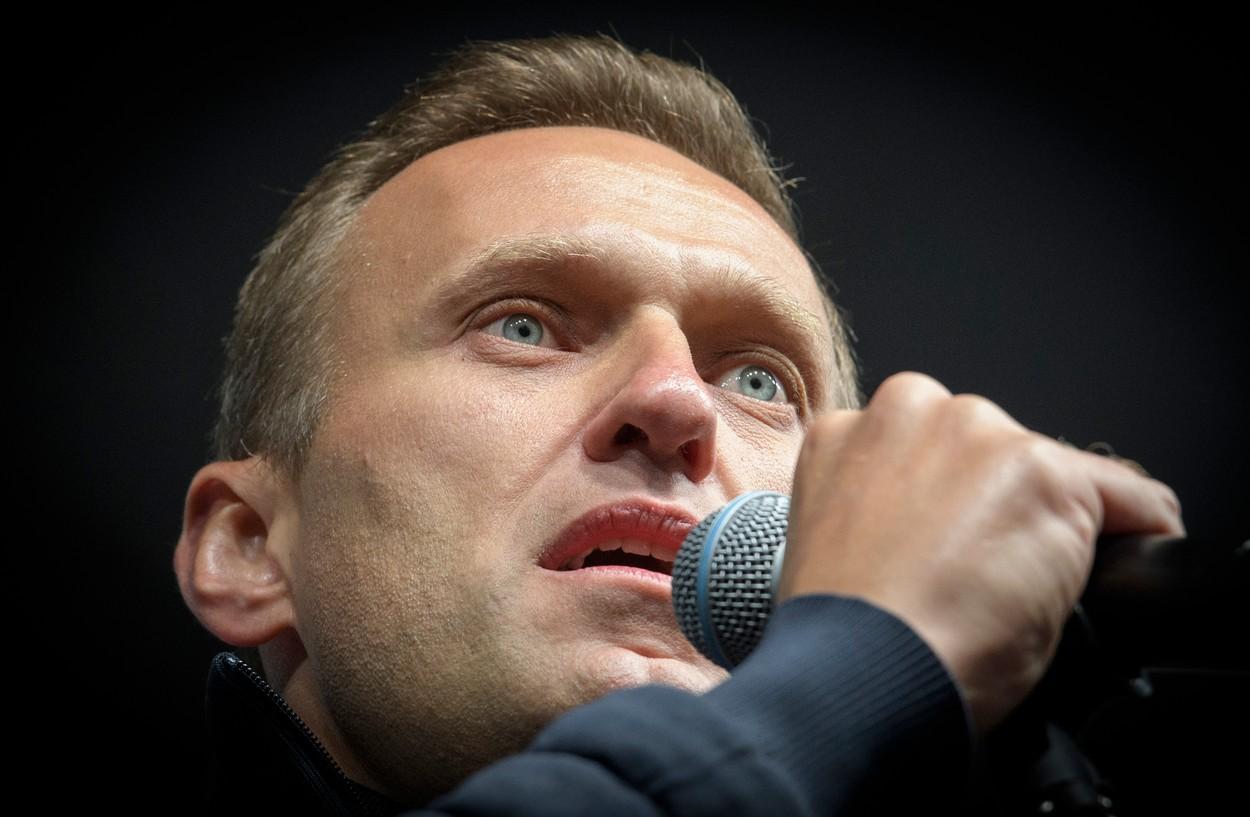 """Navalnîi susține că se află într-un """"lagăr de concentrare"""": Cineva de la etaj a citit """"1984"""" și a spus: «Să o facem»"""