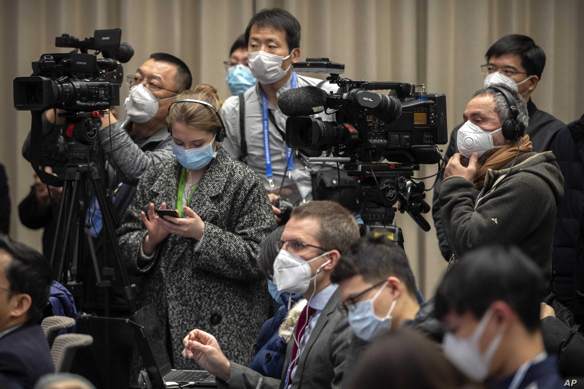 Carantinarea libertății presei. Două treimi din statele lumii au folosit pandemia pentru a restricționa activitatea jurnaliștilor