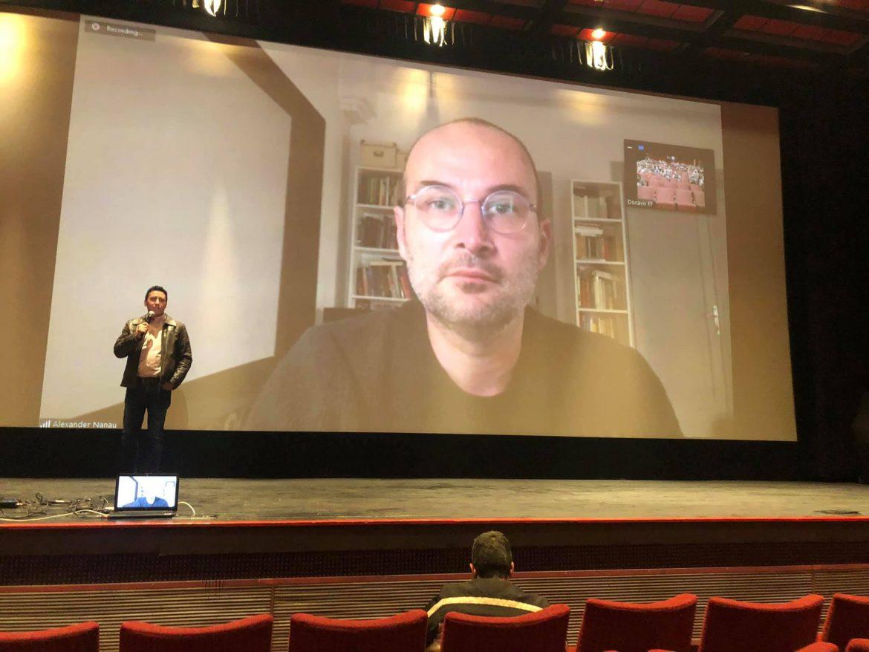 "S-a redeschis Cinemateca la Tel Aviv. Primul film – ""Colectiv"""
