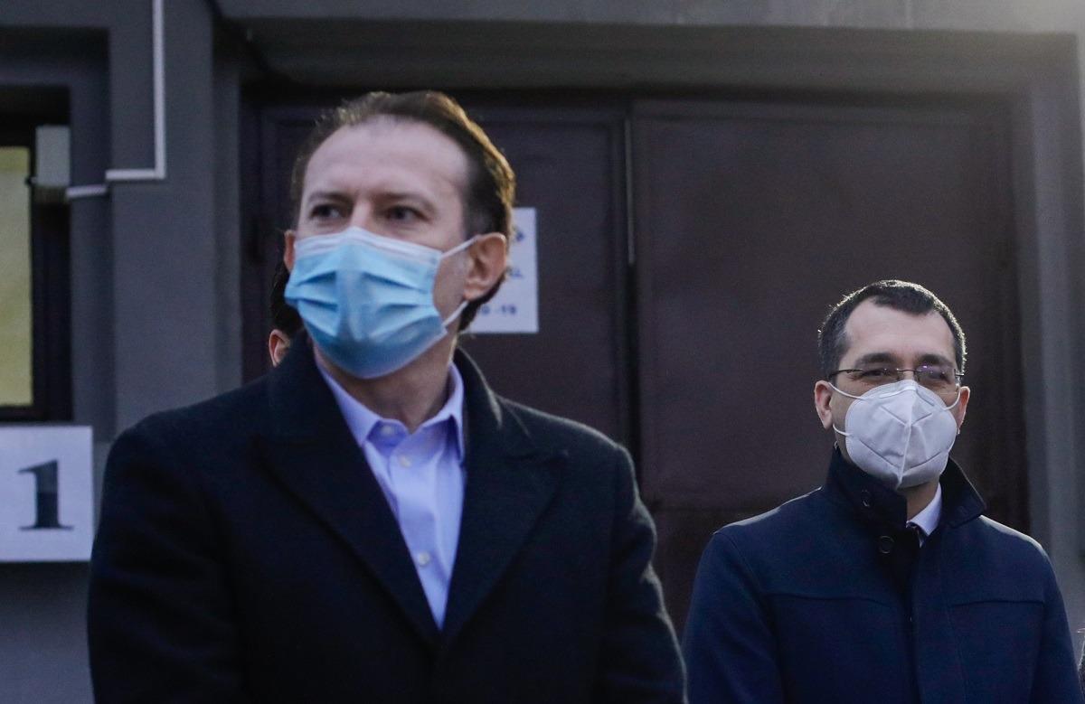 O trecere în revistă a tensiunilor dintre Cîțu și Vlad Voiculescu. Cum s-a ajuns la demitere