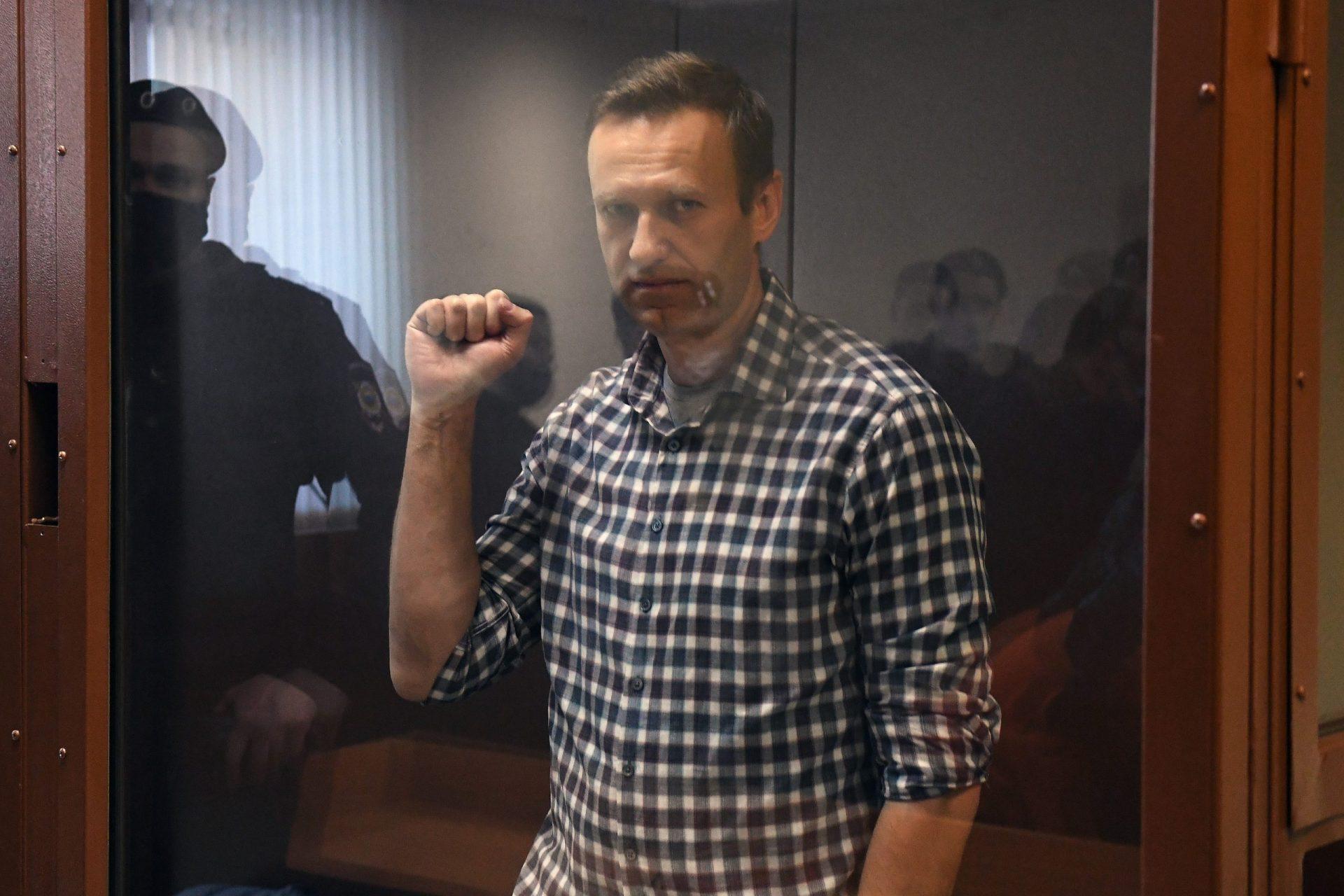 """Navalnîi a fost spitalizat. Rusia susține că starea sa de sănătate este """"satisfăcătoare"""""""