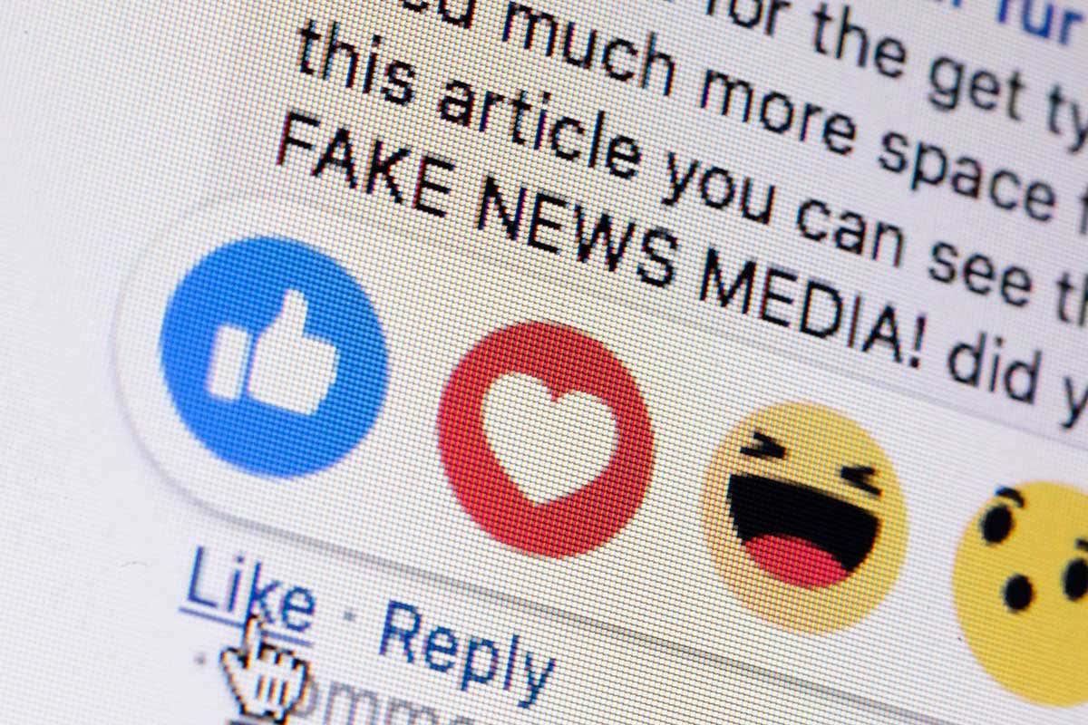 Cinci minute de expunere la fake news pot modifica comportamentul unei persoane