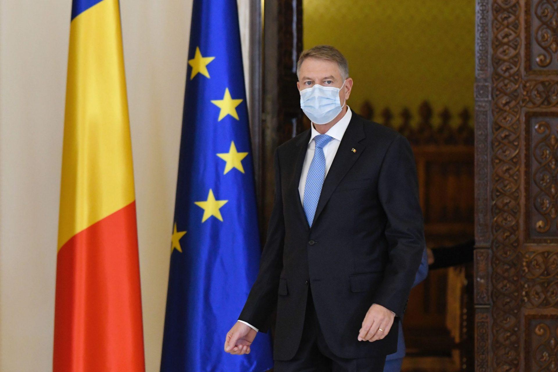 """Iohannis, despre tensiunile de la granița Ucrainei: """"Să nu-și imagineze cineva că noi stăm și așteptăm informații"""""""