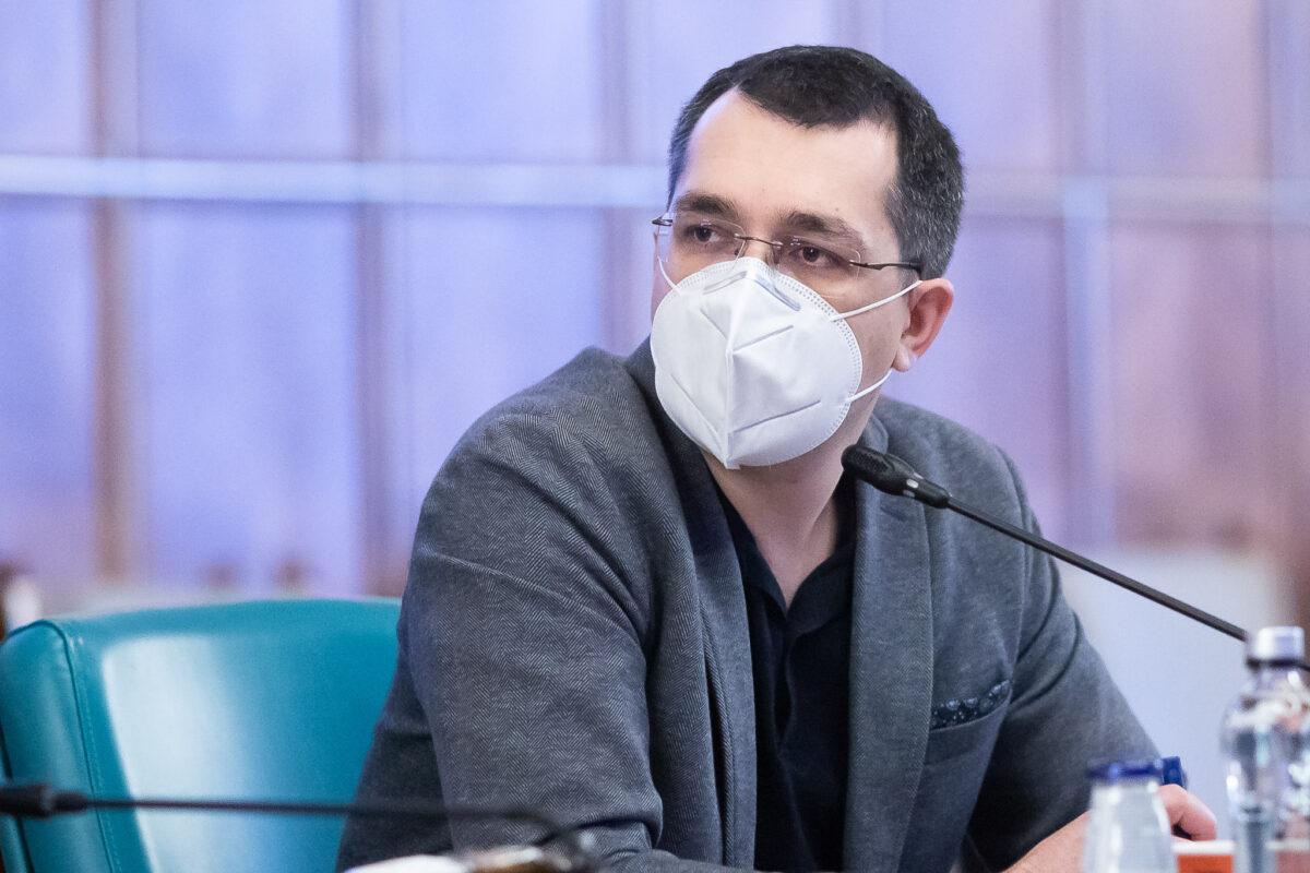 Cum s-a văzut în presa internațională demiterea lui Vlad Voiculescu de la Ministerul Sănătății