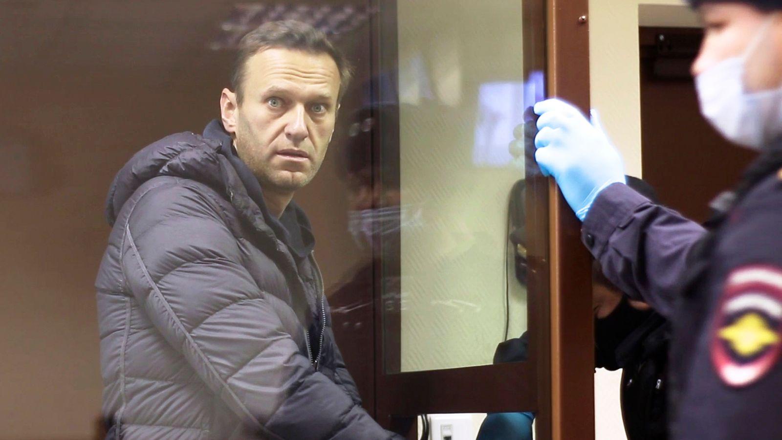 """Primul interviu al lui Aleksei Navalnîi din spatele gratiilor: """"Totul e organizat ca eu să fiu controlat"""""""