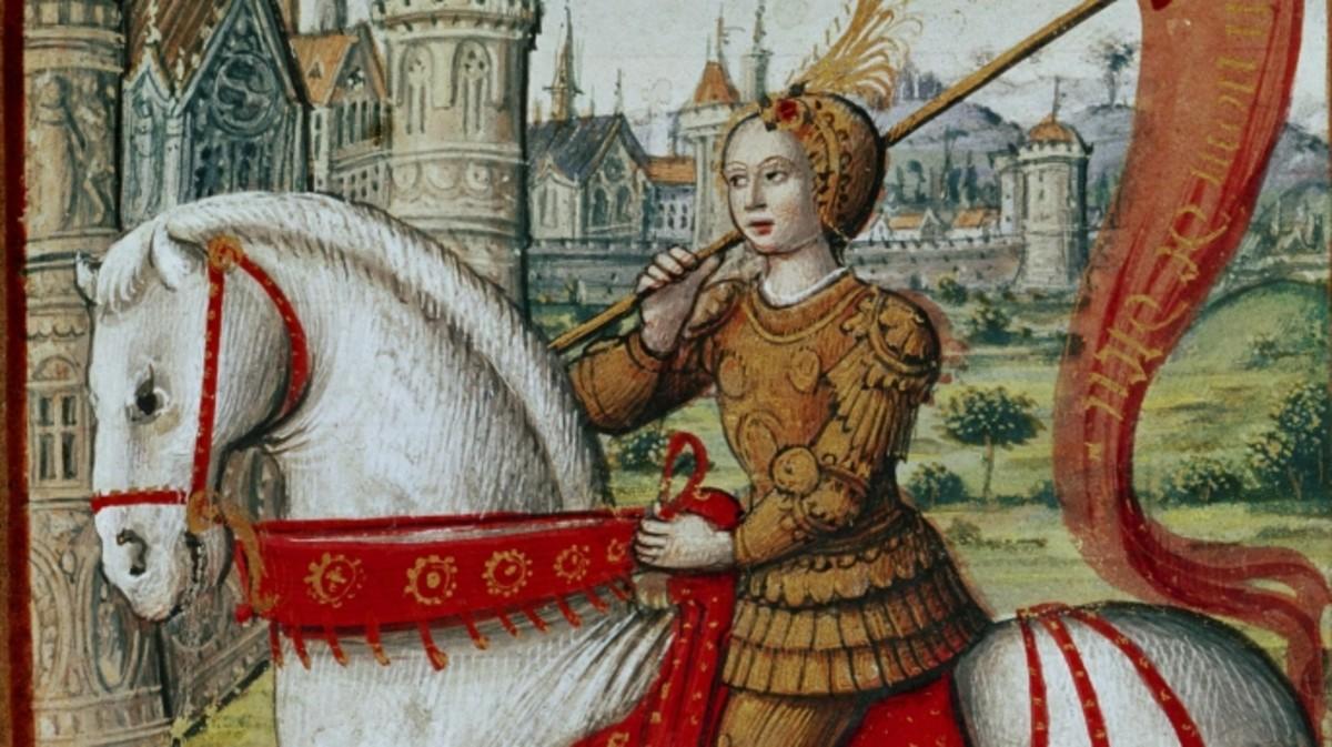 Un director regional al televiziunii publice franceze, amenințat pentru că a retras un documentar cu Ioana d'Arc
