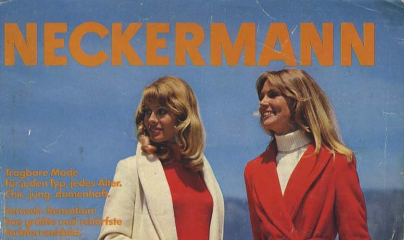 Marea tipografie din Nürnberg, unde se tipărea catalogul Neckermann, s-a închis