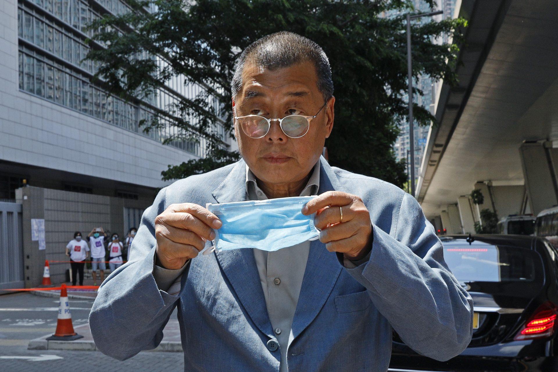 Ziarul taiwanez al mogulului de presă Jimmy Lai nu va mai apărea în varianta print