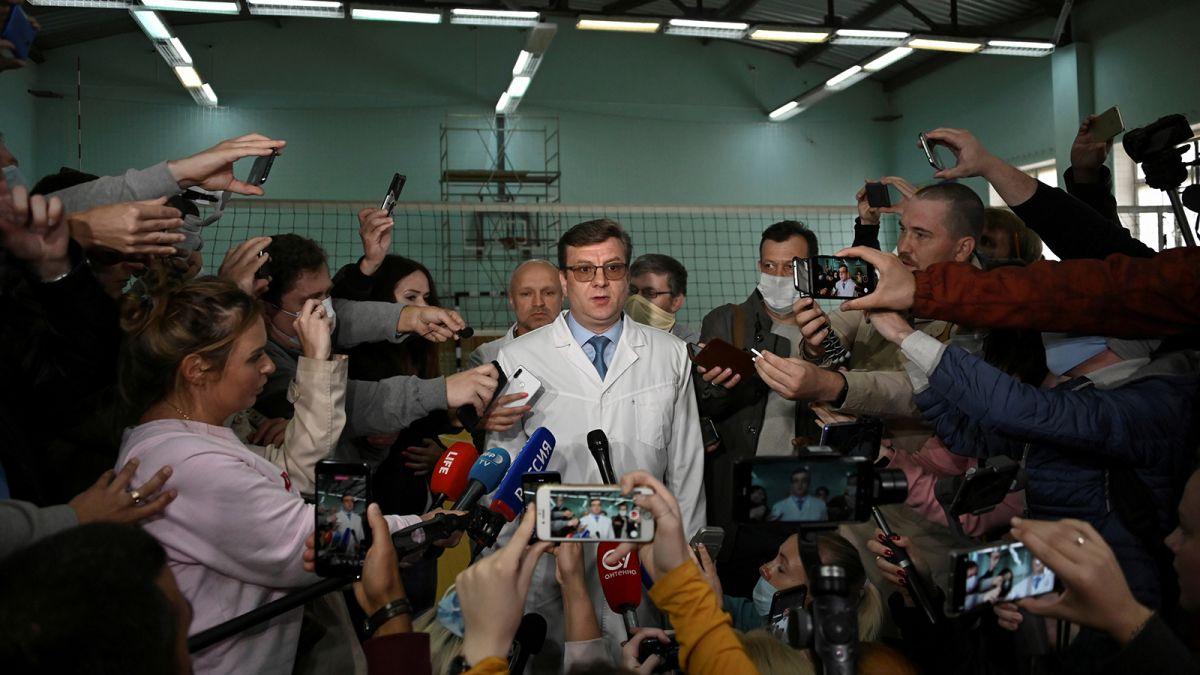 Medicul care l-a tratat pe Navalnîi imediat după otrăvirea cu Novichok a dispărut
