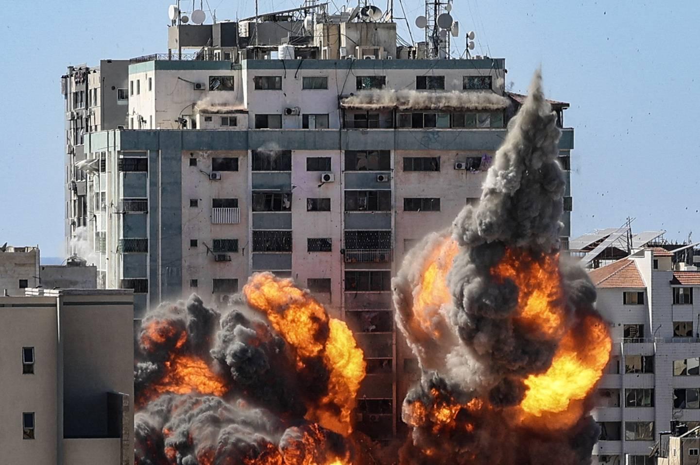 Acțiunile Israelului pun la îndoială siguranța jurnaliștilor internațiionali aflați în regiune