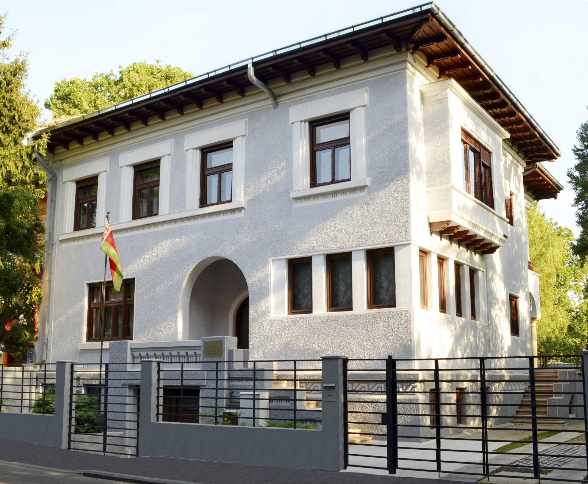 Redenumirea străzii pe care se află Ambasada Belarusului în România după jurnalistul Protasevici, un semnal sau o bătaie de cap?