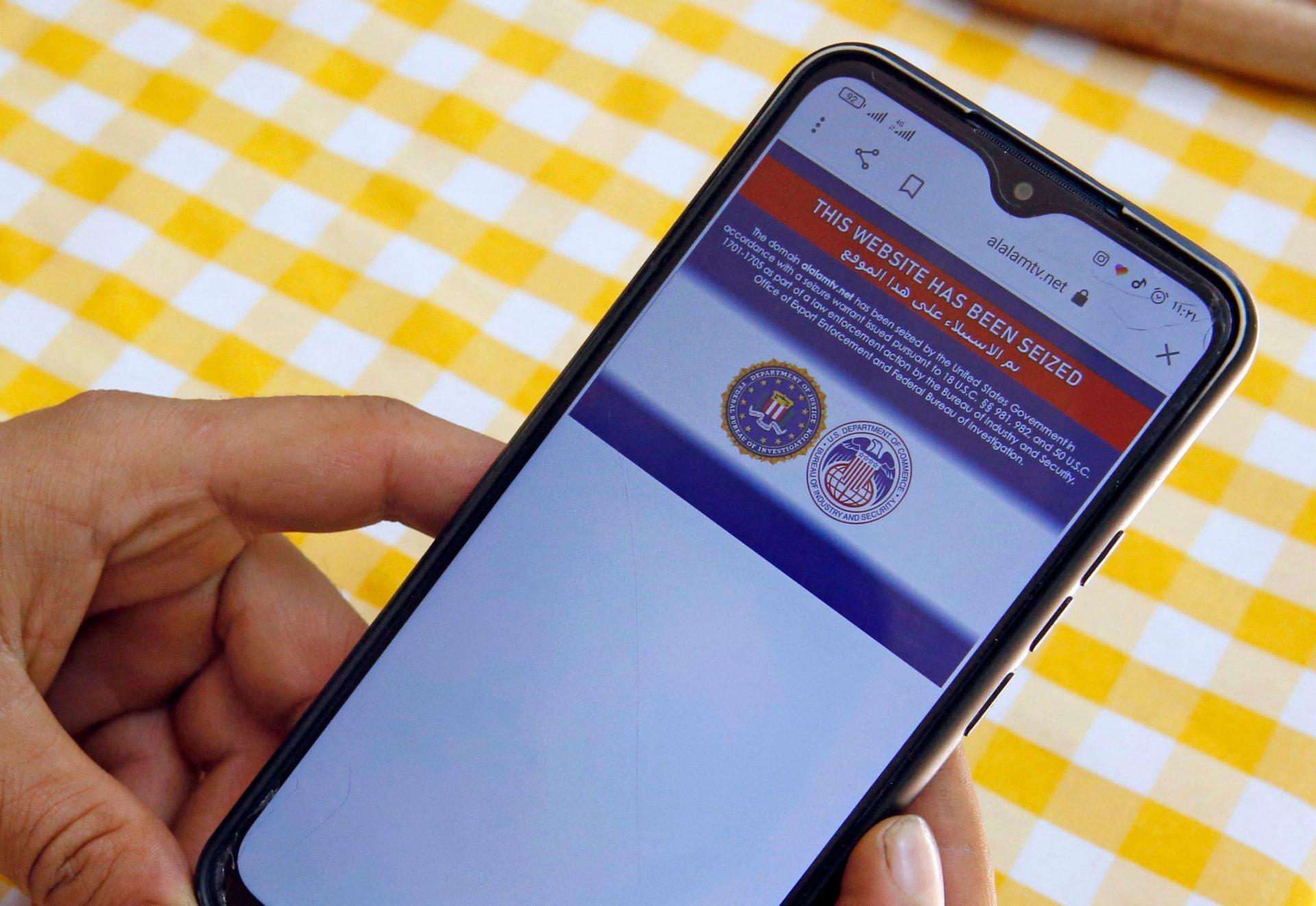 SUA, criticate pentru confiscarea domeniilor web ale presei de stat iraniene
