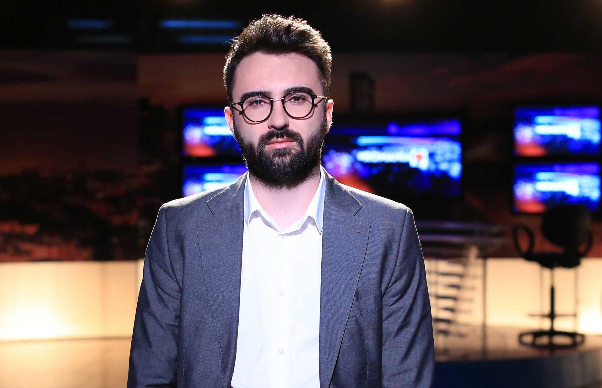 Neînțelegerile privind prime time-ul TVR se mută în instanță. Ionuț Cristache vrea ca emisiunea sa să revină la ora 21