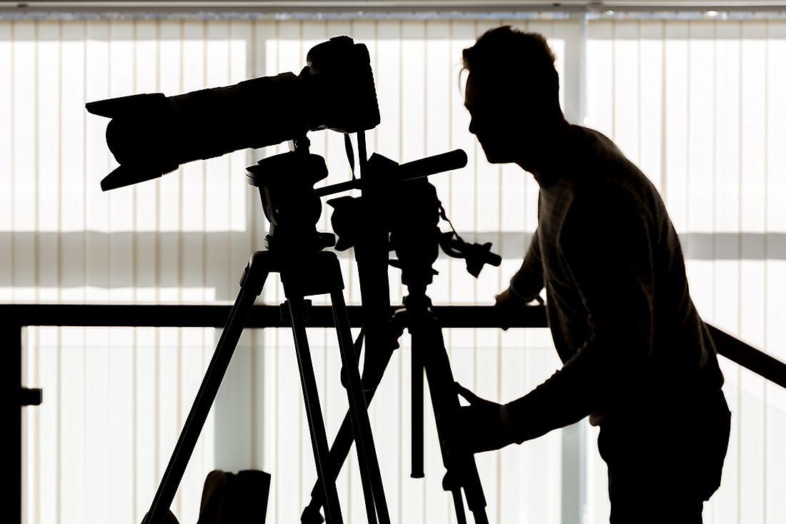 Apetitul publicului pentru noi producții aruncă industria de film britanică într-o criză a echipamentului