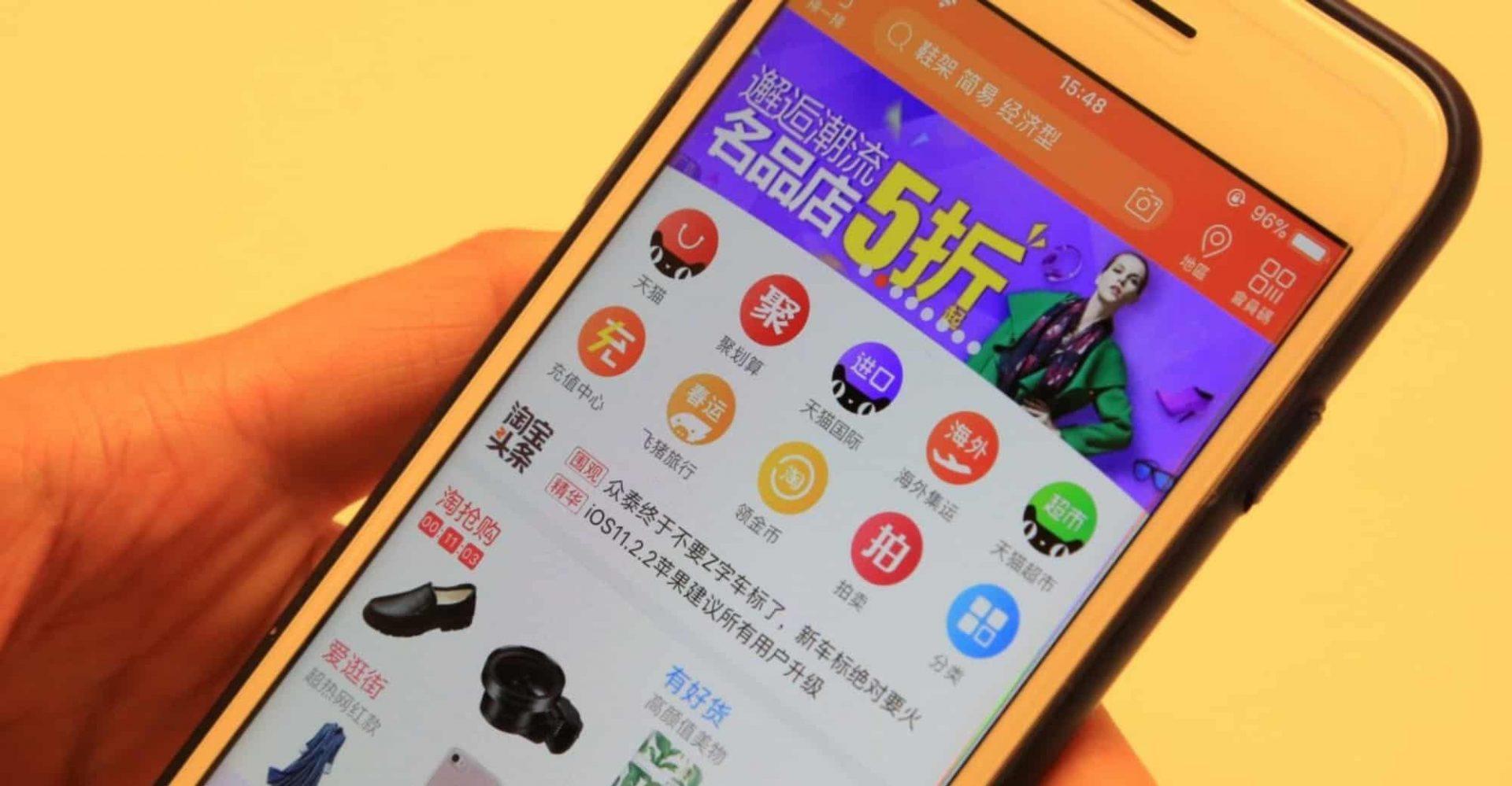 Taobao, platforma deținută de compania chineză Alibaba, a suferit o scurgere de date masivă