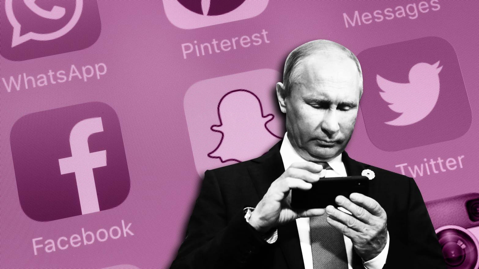 Legea care obligă giganții tehnologici să-și deschidă filiale în Rusia, promulgată de Putin