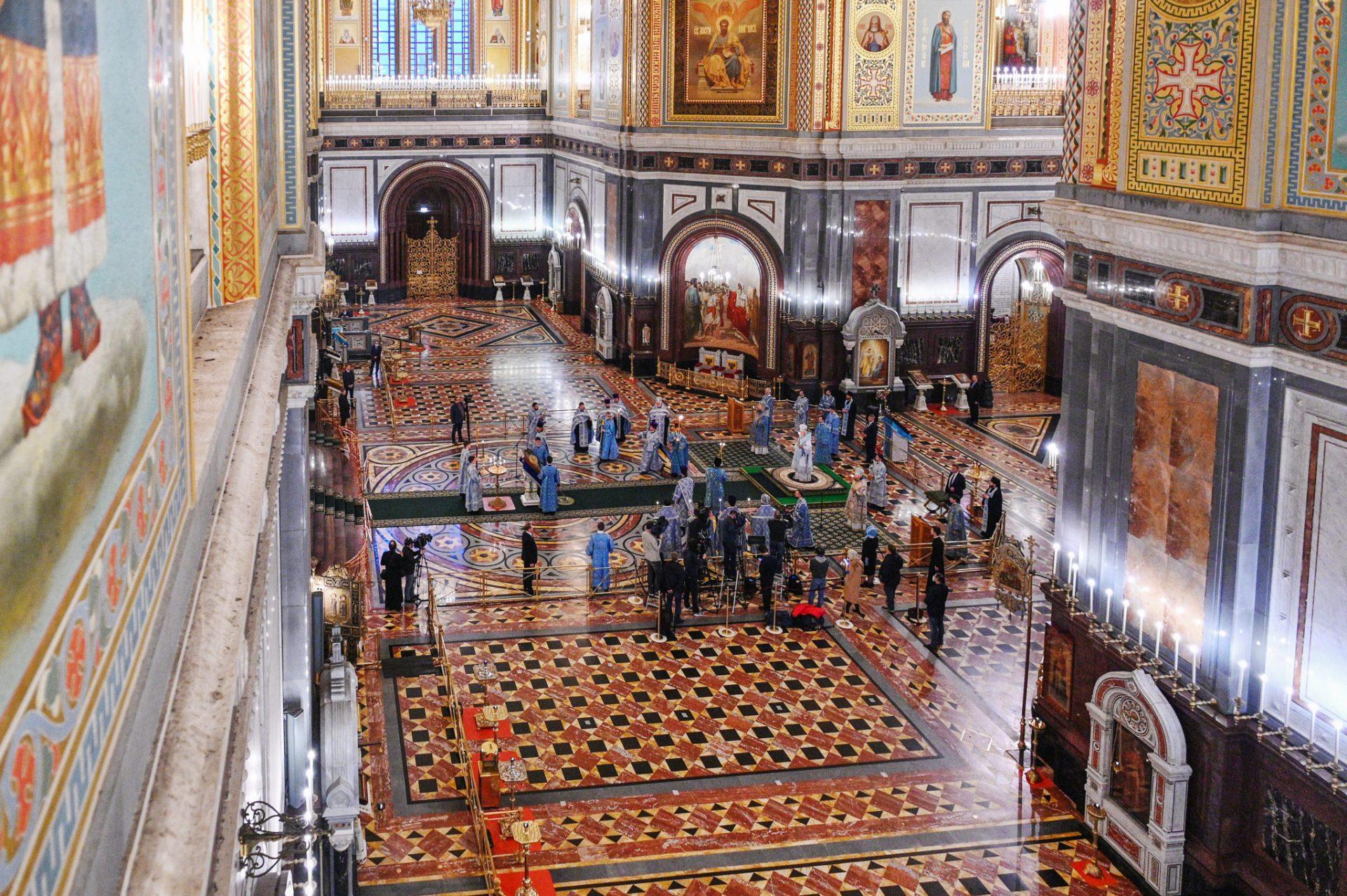 """Biserica Ortodoxă Rusă: Cei care nu se vaccinează anti-Covid sunt """"păcătoși"""""""