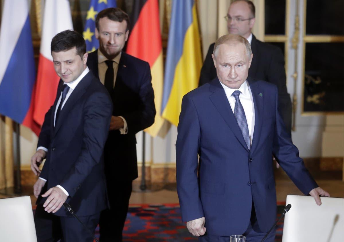 Președintele Ucrainei răspunde articolului de propagandă semnat de Vladimir Putin