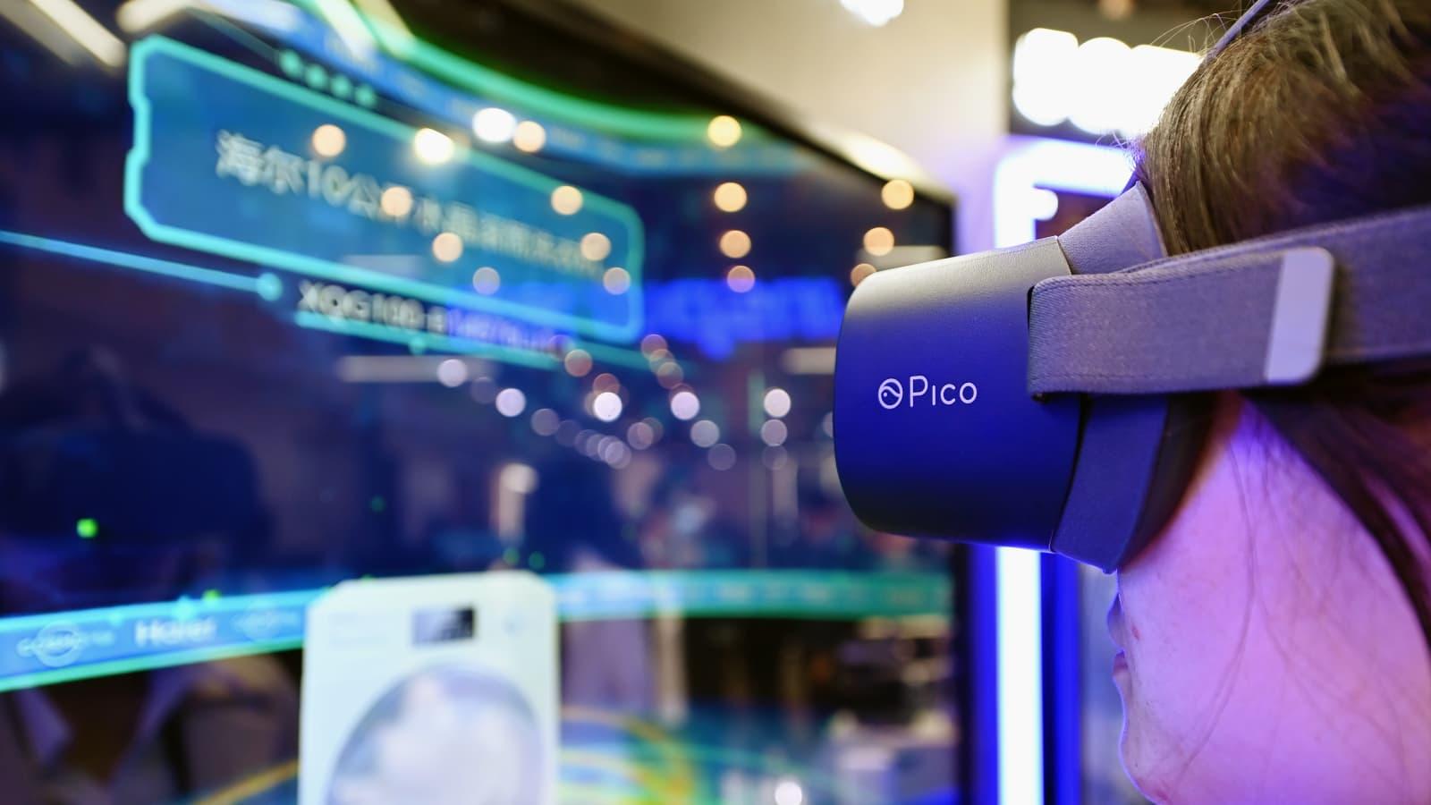 Compania-mamă a TikTok, ByteDance, a achiziționat producătorul de căști VR Pico