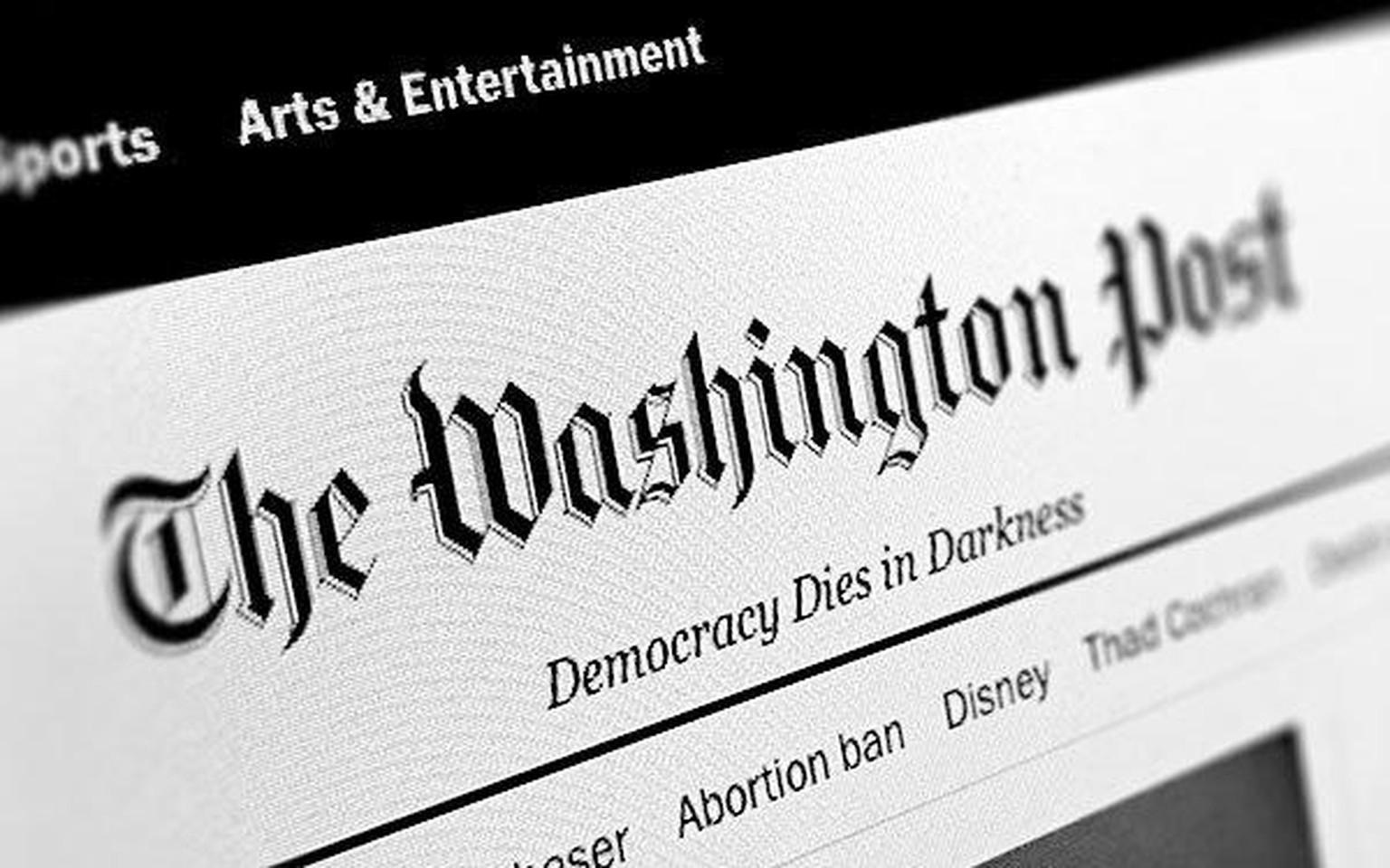 Washington Post, în rând cu trendurile. Contul de TikTok al publicației a atins un milion de urmăritori