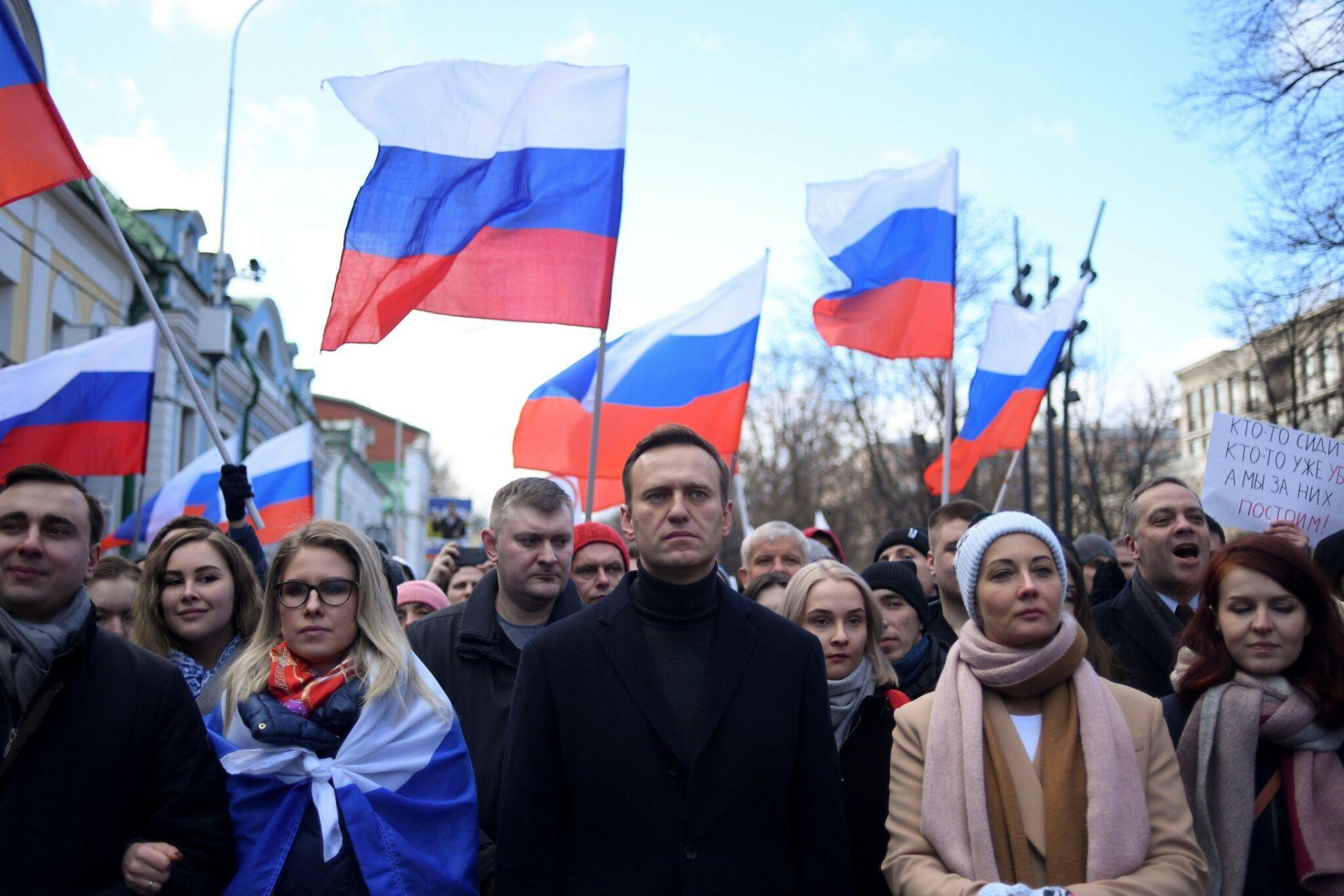Susținătorii lui Aleksei Navalnîi, hărțuiți de poliția rusă după ce datele lor personale au fost făcute publice