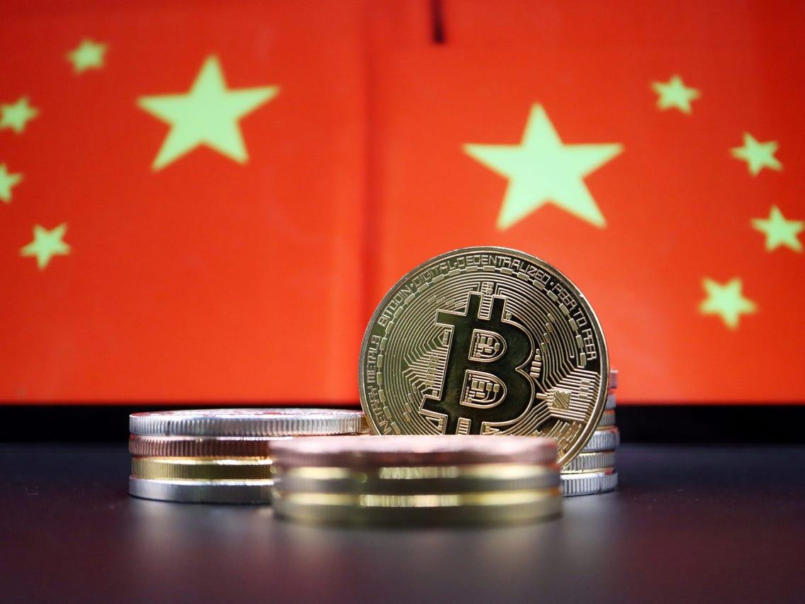 China declară ilegale tranzacțiile cu criptomonede