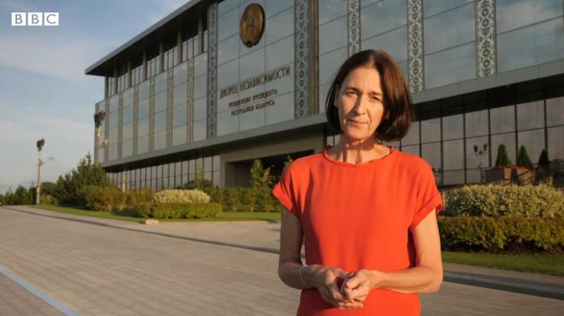 Jurnalista BBC interzisă în Rusia, revoltată de atacul nemijlocit asupra libertății presei