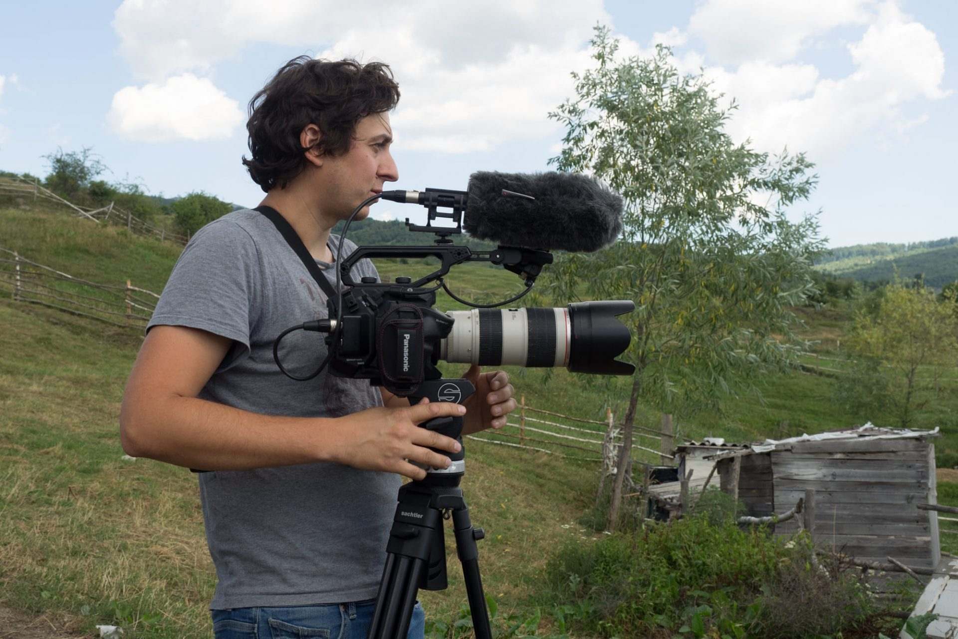Doi jurnaliști au fost bătuți în timp ce filmau despre tăierile ilegale de păduri