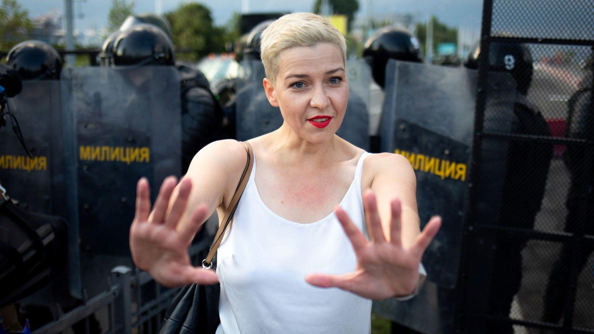 Maria Kolesnikova, unul dintre liderii opoziției din Belarus, a fost condamnată la 11 ani de închisoare