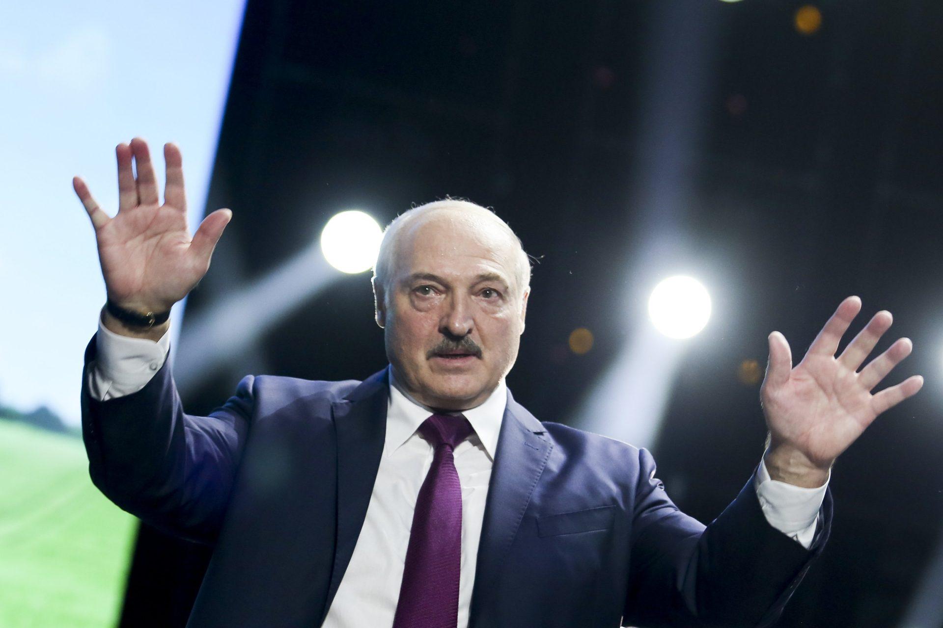 Regimul lui Lukașenko se folosește de fotbal în scop propagandistic