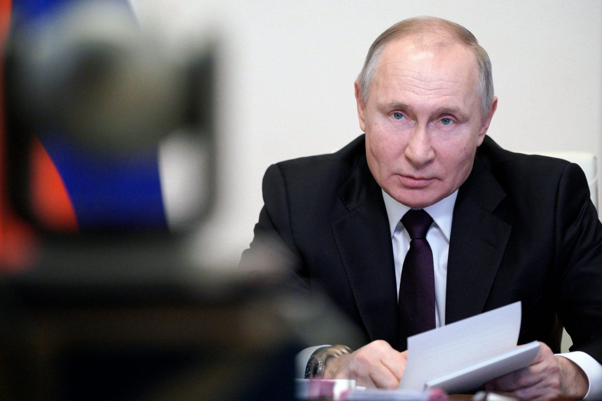 Primul comentariu al lui Putin despre premiul Nobel câștigat de un jurnalist rus a fost o amenințare