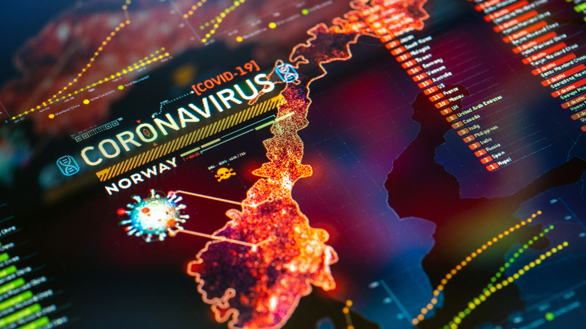 """Presa din România a preluat afirmațiile înșelătoare despre """"reclasificarea"""" pericolului COVID de către Norvegia"""